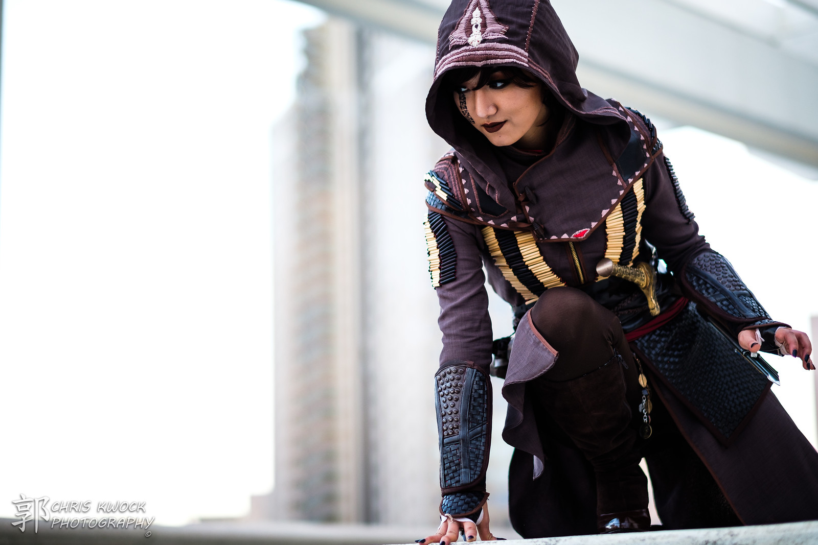 Genderbend Aguilar de Nerha z Assassin's Creed