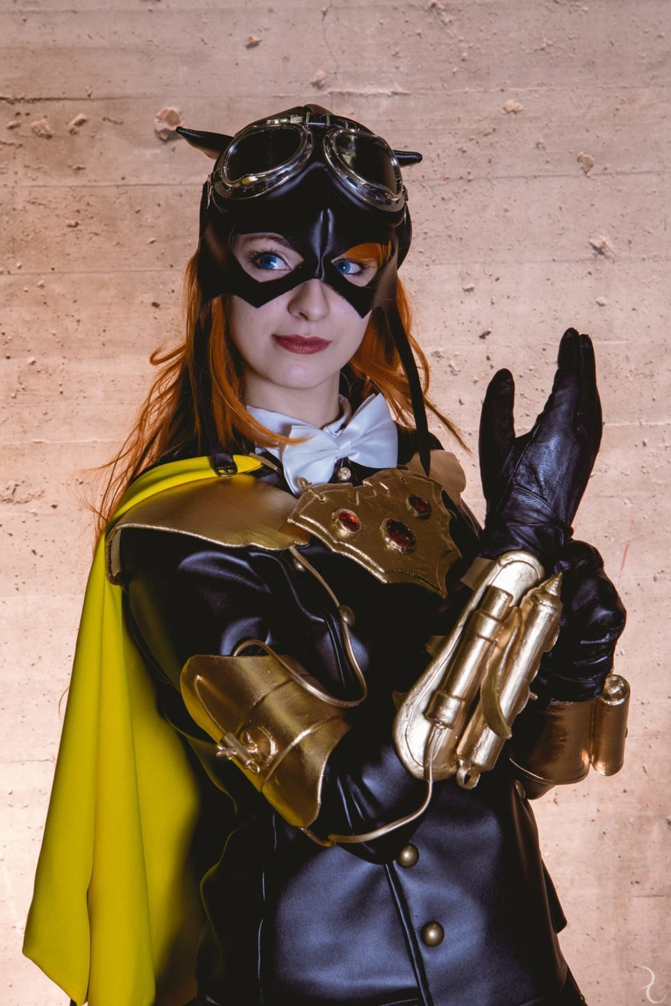 Steampunk Batgirl z The New 52
