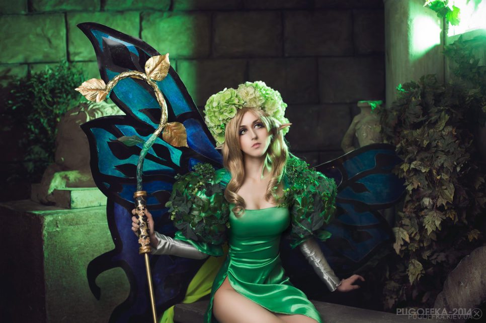 Queen Elfaria | Odin Sphere