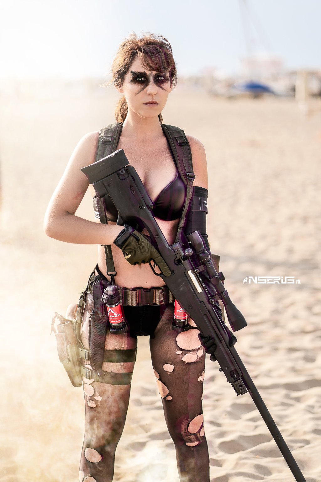 Quiet | Metal Gear Solid V: The Phantom Pain