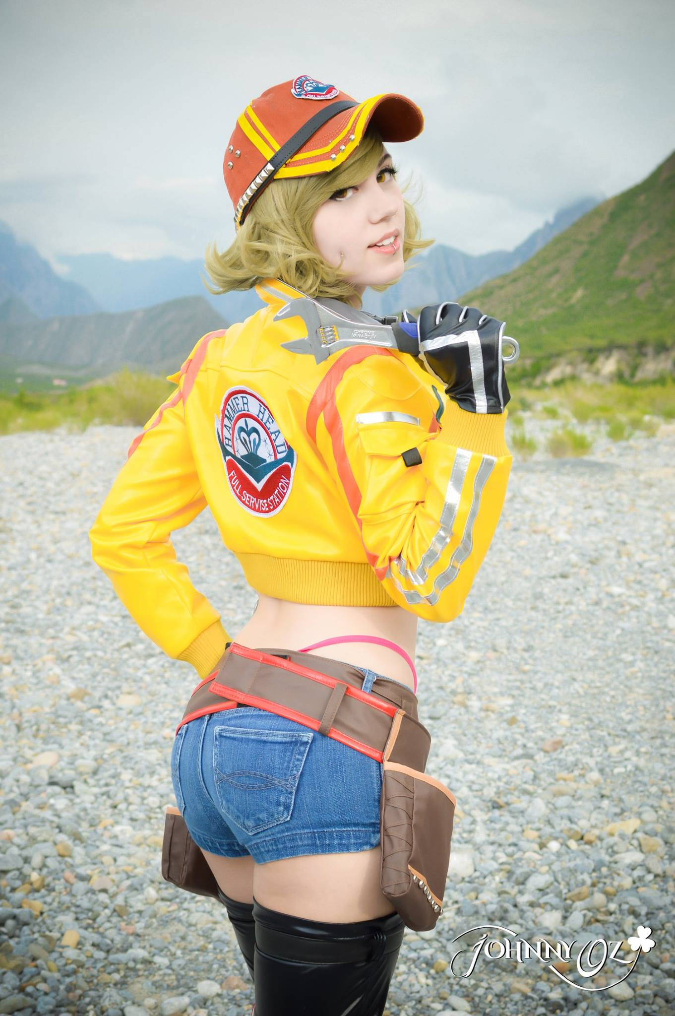 Cindy Aurum | Final Fantasy XV