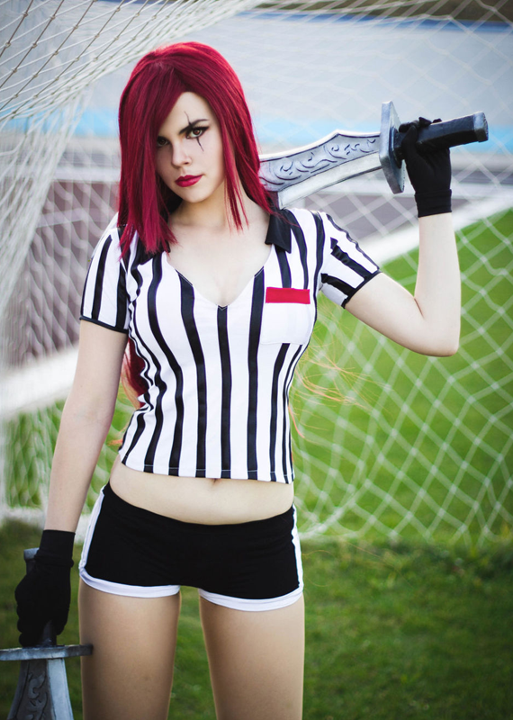 Red Card Katarina | League of Legends