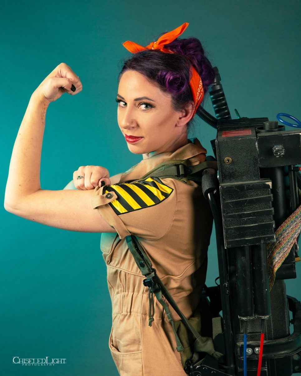 Rosie the Riveter | Ghostbusters