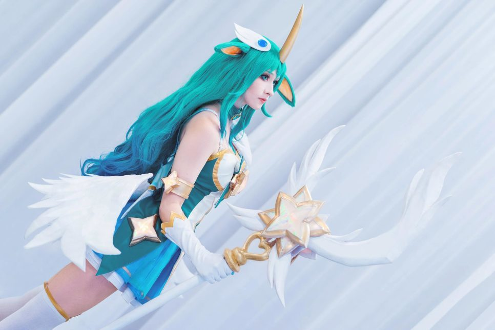 Star Guardian Soraka | League of Legends