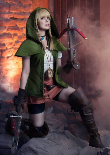 Linkle | Hyrule Warriors Legends
