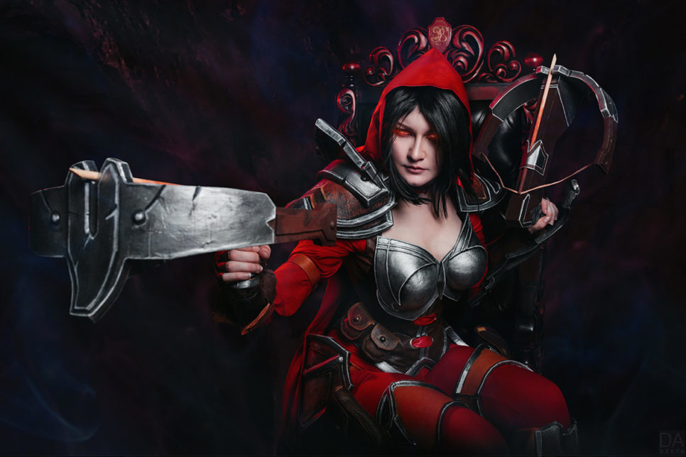 Demon Hunter Valla | Heroes of the Storm