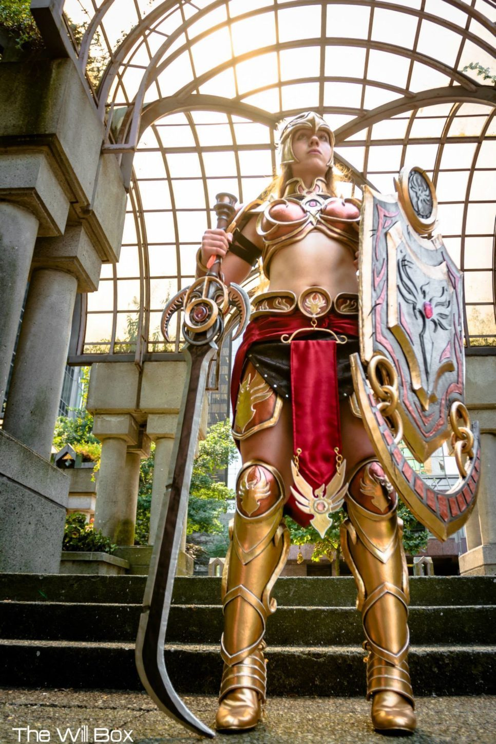 Valkyrie Leona | League of Legends