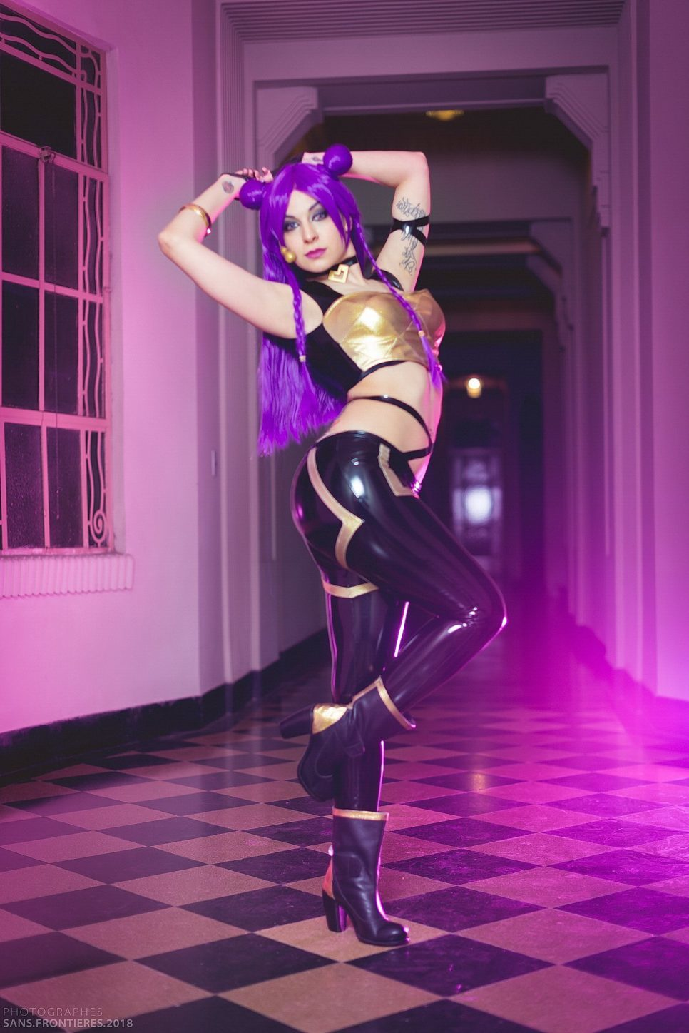 K/DA Kai'Sa | League of Legends