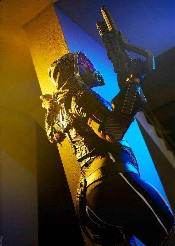 Tali'Zorah | Mass Effect