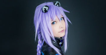 Purple Heart Neptune | Hyperdimension Neptunia