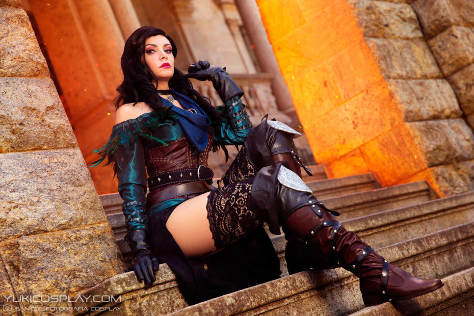 Yennefer | The Witcher 3: Wild Hunt