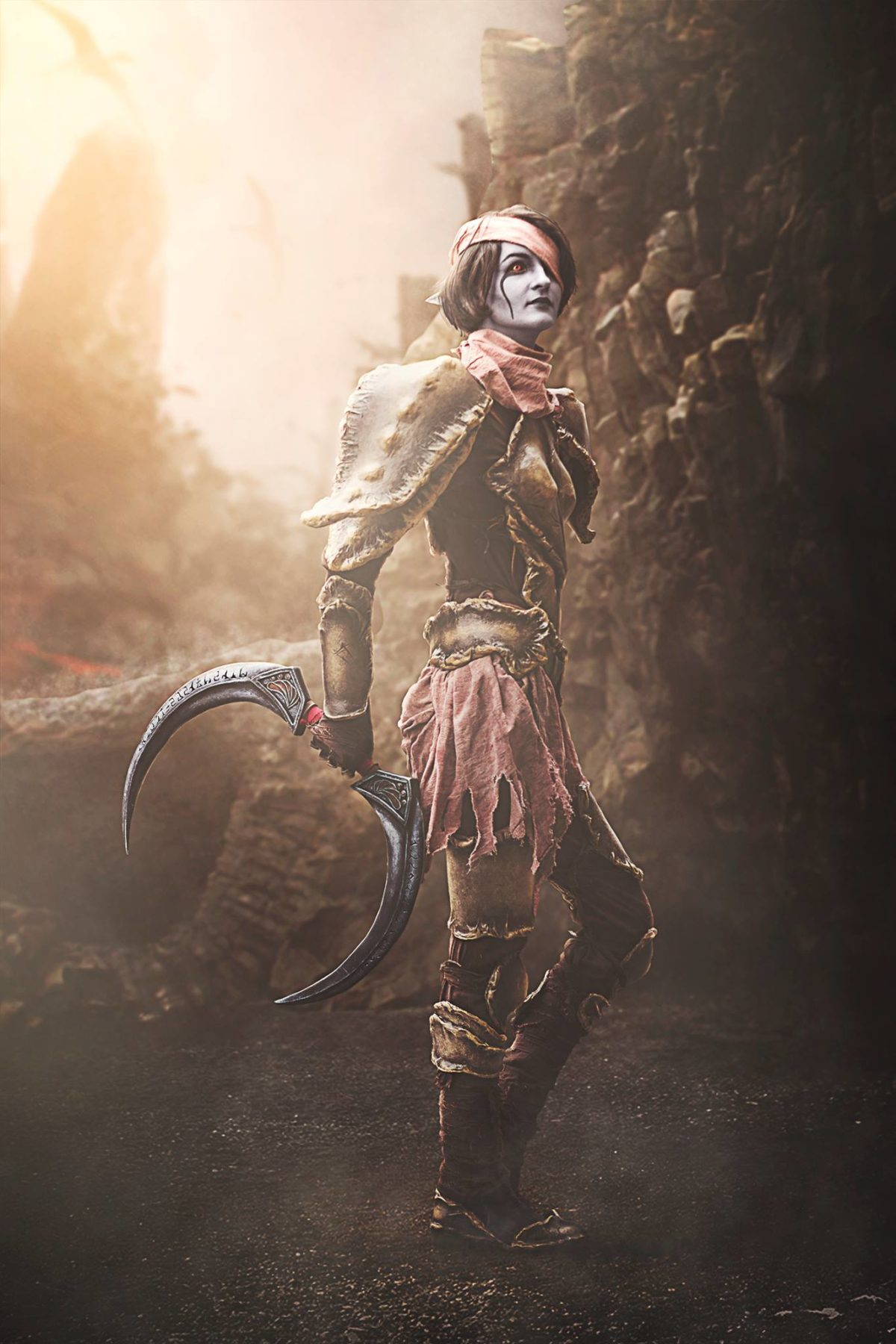 Dunmer | The Elder Scrolls