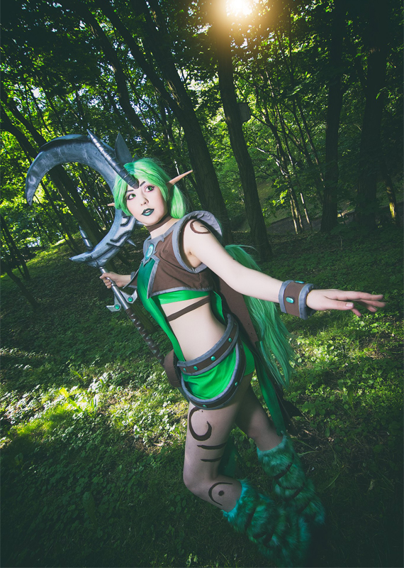 Driada Soraka | League of Legends