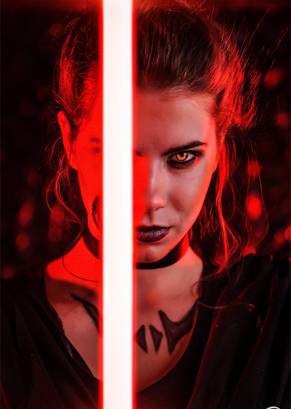 Dark Rey | Star Wars