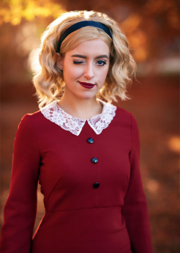 Sabrina Spellman | Chilling Adventures of Sabrina