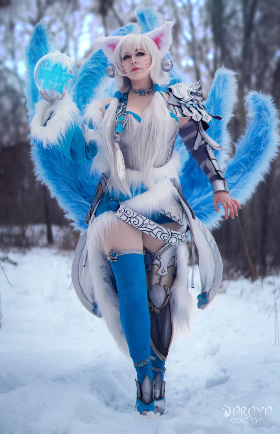 Ice Ahri | League of Legends