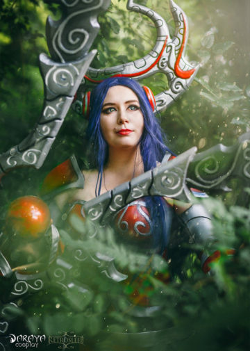 Klasyczna Irelia | League of Legends