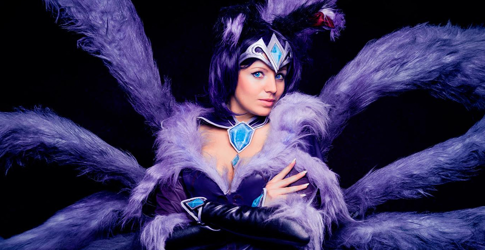 Midnight Ahri | League of Legends