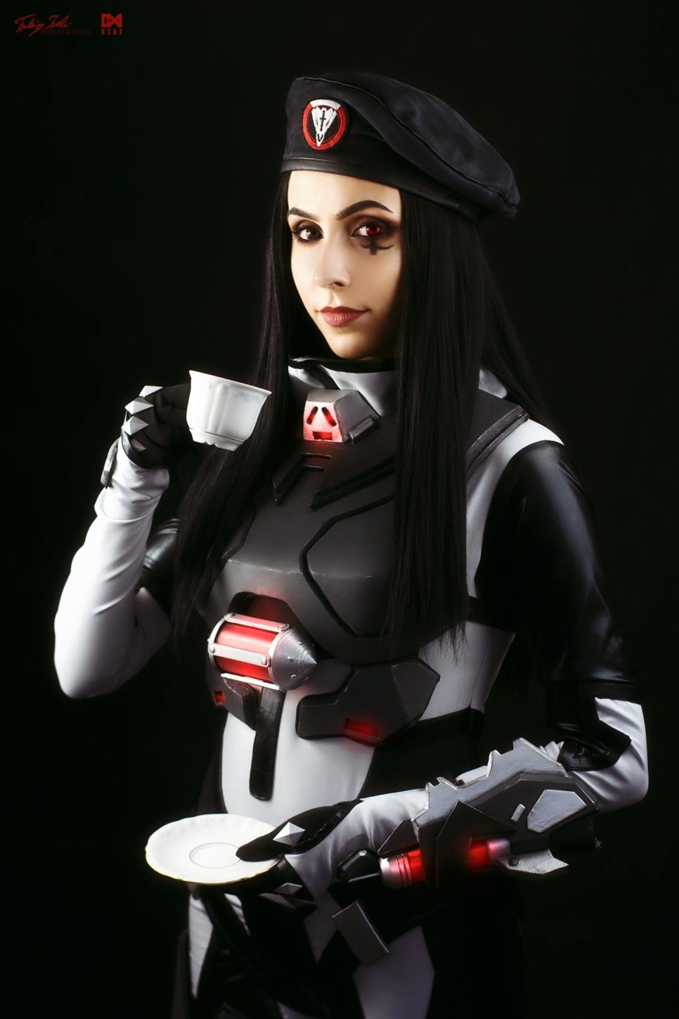Blackwatch Ana Captain Amari | Overwatch