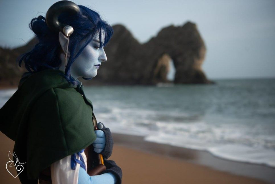 Jester i Fjord | Critical Role