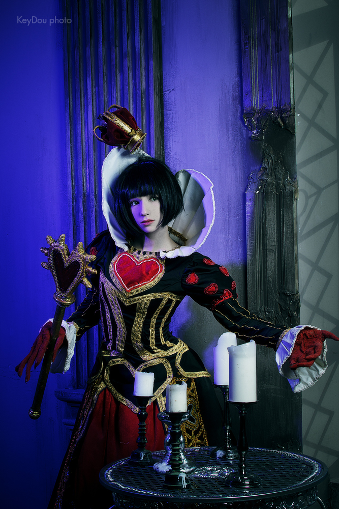 Red Queen of Hearts | Alice: Madness Returns