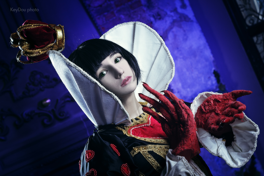 Red Queen of Hearts   Alice: Madness Returns