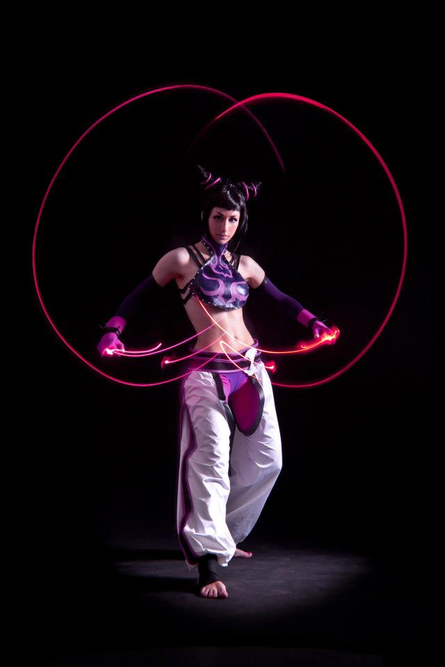 Juri Han | Super Street Fighter IV