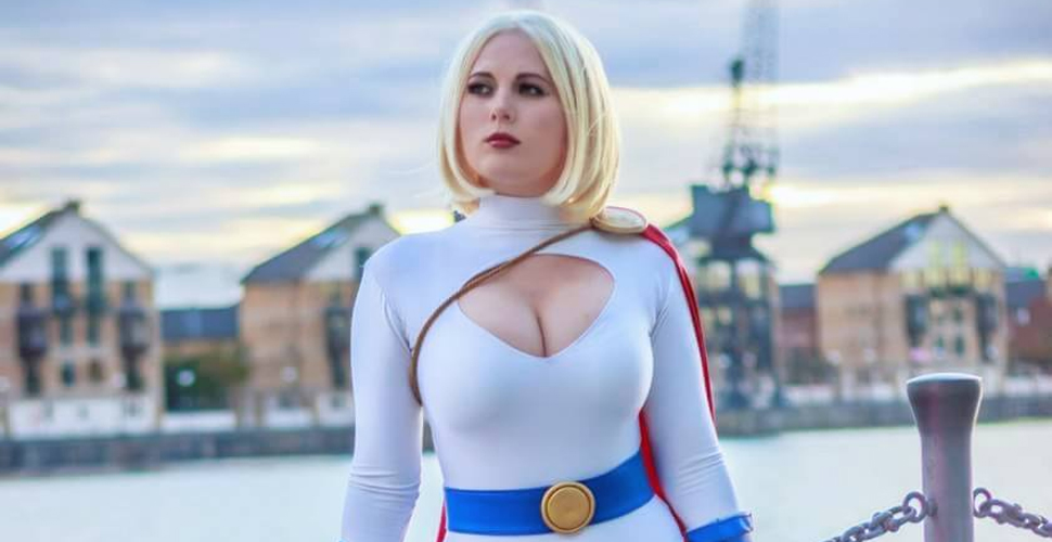 Power Girl | DC Comics