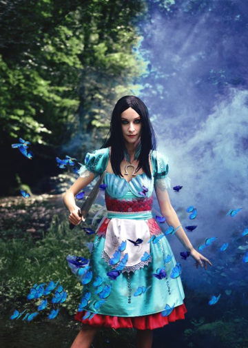 Siren Alice | Alice: Madness Returns