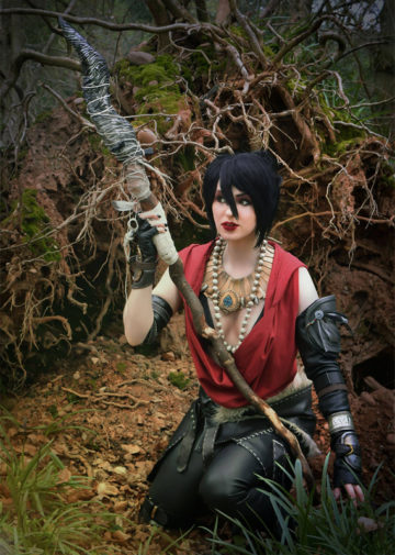 Morrigan | Dragon Age: Origins