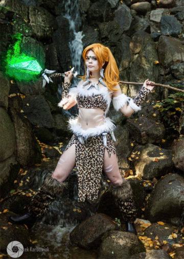 Leopard Nidalee | League of Legends