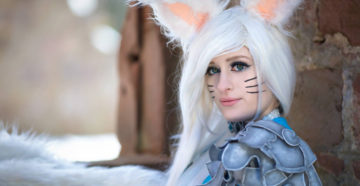 Ice Fox Ahri | League of Legends