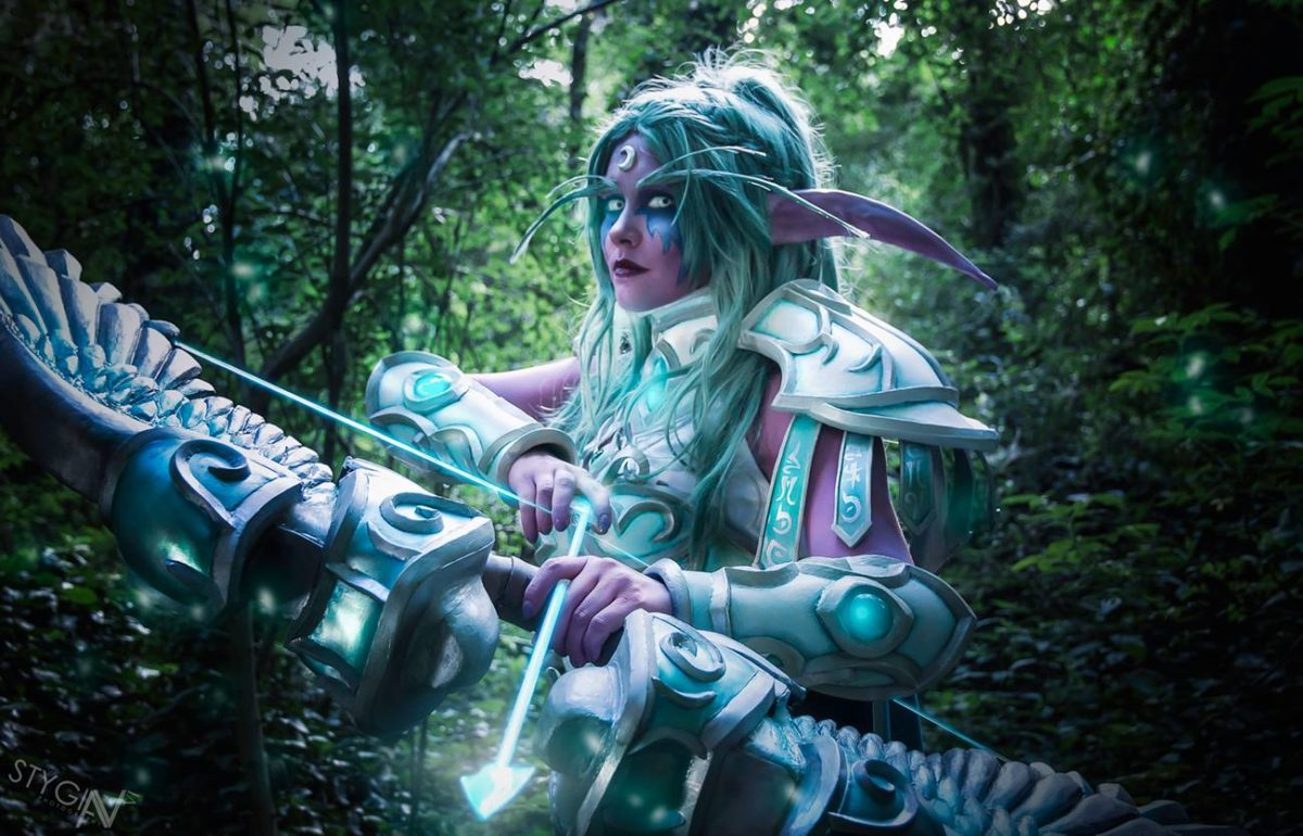 Tyrande | Heroes of the Storm