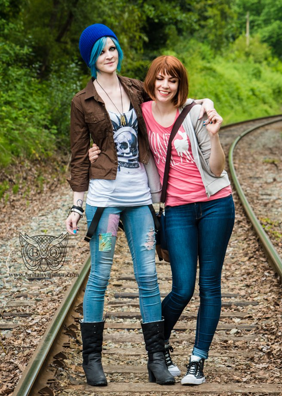 Chloe i Max | Life is Strange