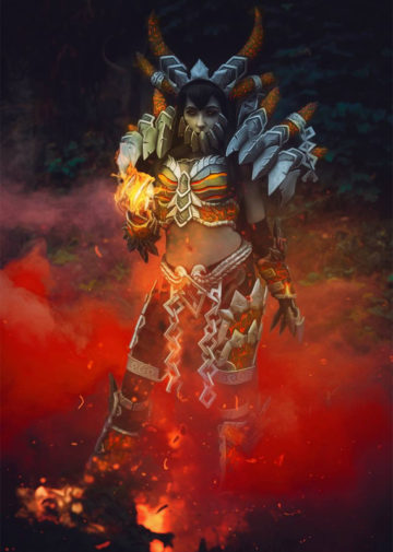 Lady Deathwing | World of Warcraft