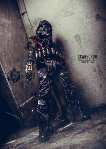 Scarecrow | Batman: Arkham Knight