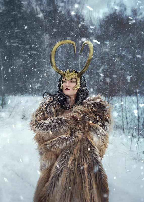 Lady Loki | Marvel Universe
