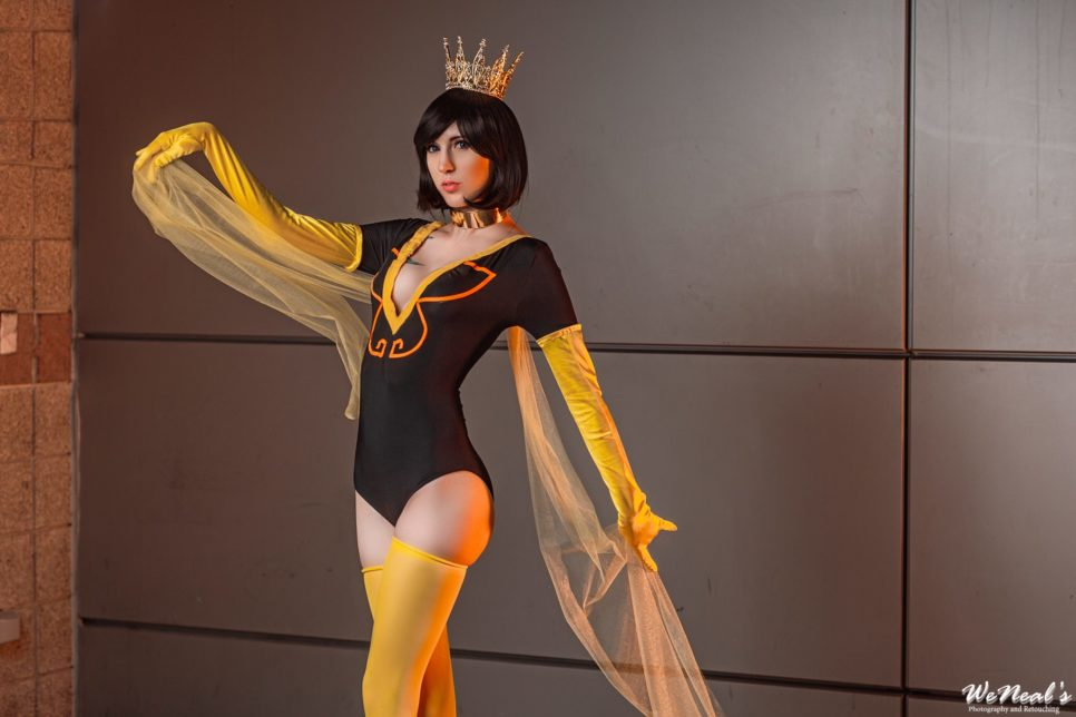 Dr. Mrs. The Monarch | The Venture Bros.