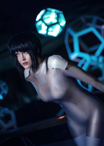 Motoko Kusanagi | Ghost In The Shell