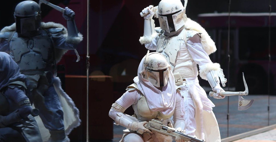 Cosplay na Star Wars Celebration 2019 w Chicago
