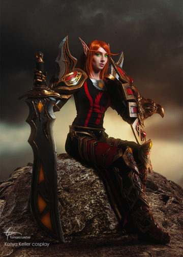 Lady Liadrin | World of Warcraft