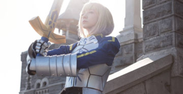 Saber | Fate/stay night