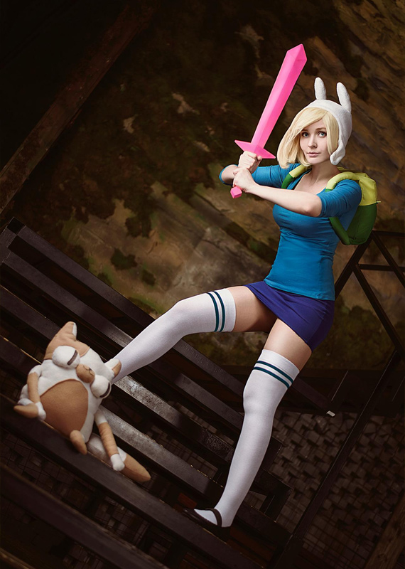 Fionna   Adventure Time with Finn and Jake