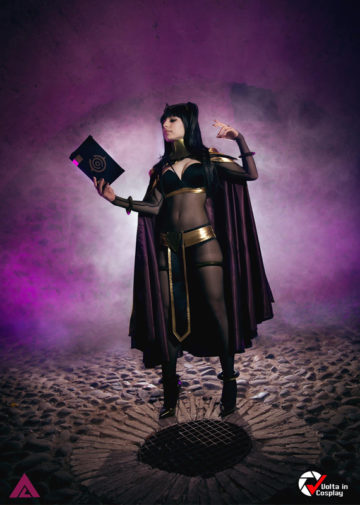 Dark Mage Tharja | Fire Emblem