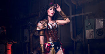 Steampunk Wonder Woman | DC / Steampunk