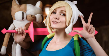 Fionna | Adventure Time with Finn and Jake