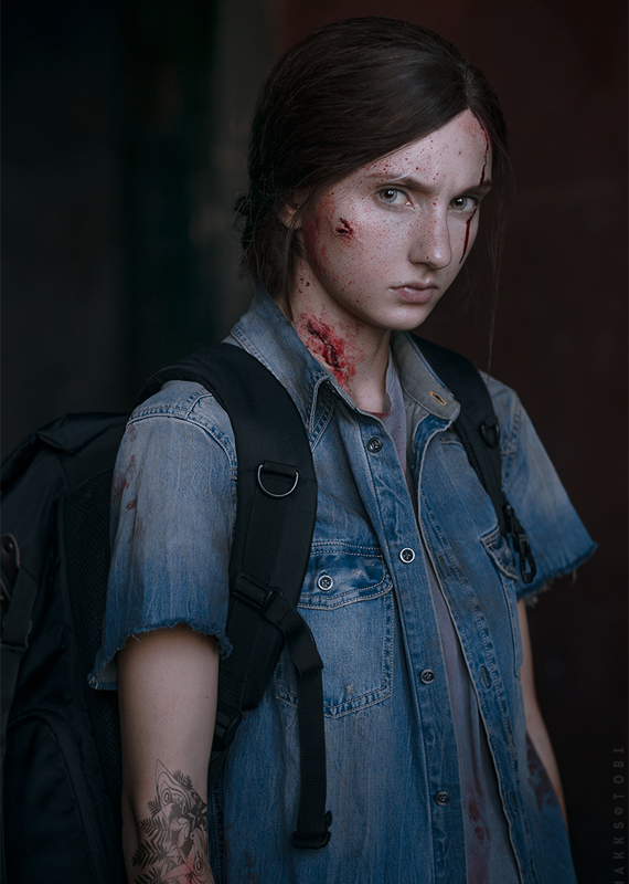 Ellie | The Last of Us Part II