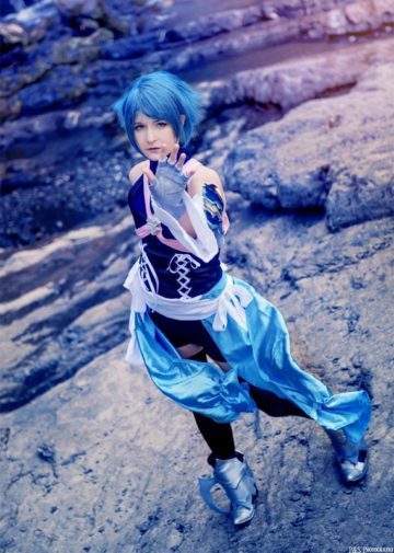 Aqua | Kingdom Hearts: Birth by Sleep