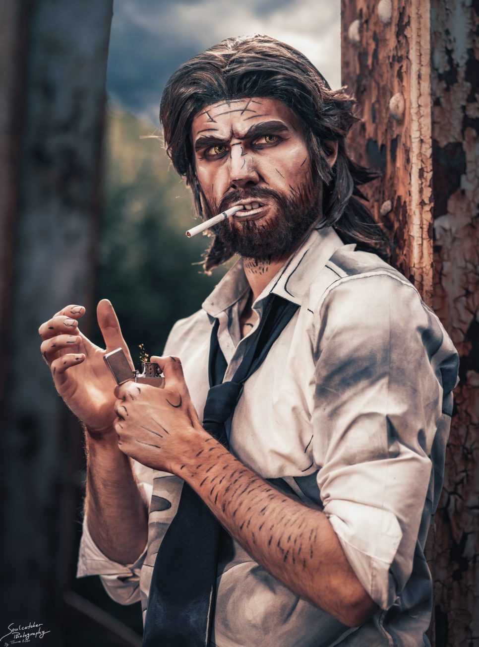 Bigby Wolf | The Wolf Among Us