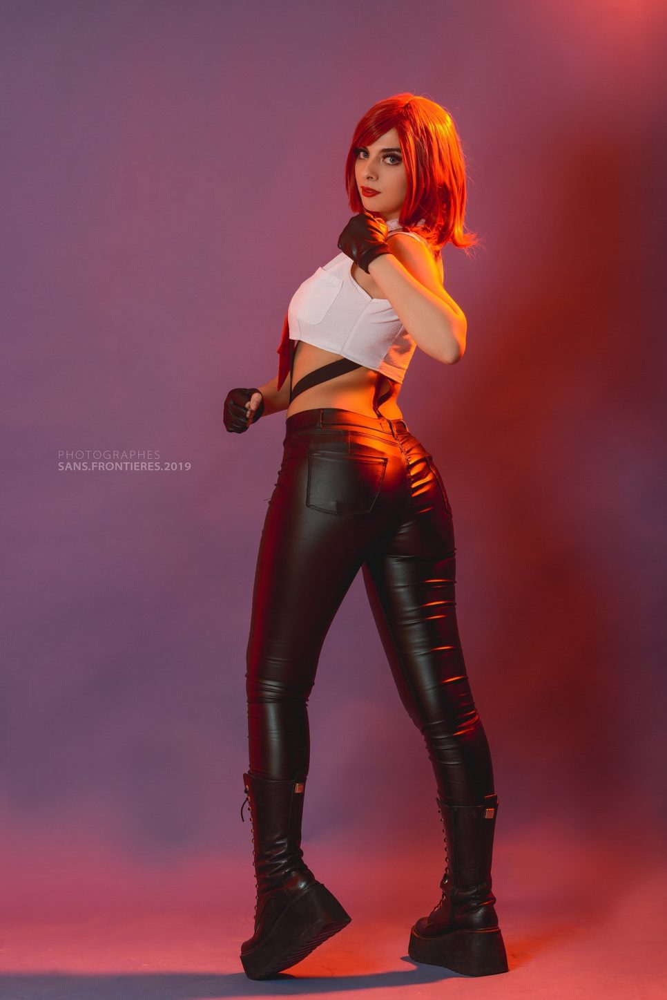 Vanessa | The King of Fighters